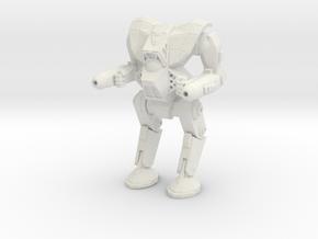 Thugger Mechanized Walker System  in White Natural Versatile Plastic