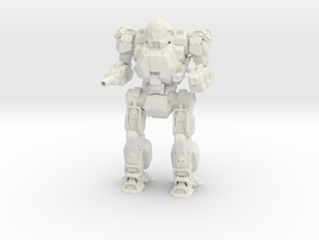 ENF-4R Enforcer Mechanized Walker System  in White Natural Versatile Plastic
