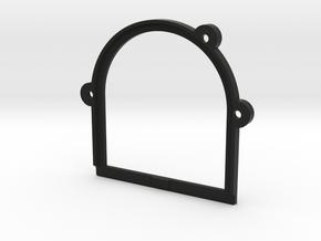 Reflecmedia Chromaflex Cokin A adapter in Black Natural Versatile Plastic