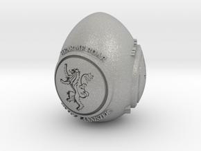 GOT House Lannister Easter Egg in Aluminum