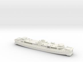MS Prinses Beatrix (PSD) in White Natural Versatile Plastic: 1:700