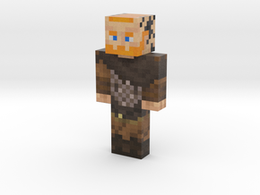 scorpionfire | Minecraft toy in Natural Full Color Sandstone