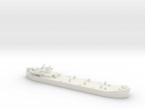Landing Ship tank MK 2 LST 1/800  4 in White Natural Versatile Plastic