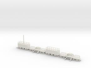 200mm obusier perou train 1/285 6mm 1 in White Natural Versatile Plastic