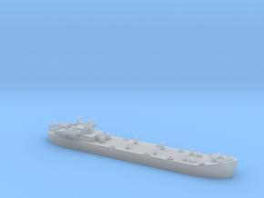 Landing Ship tank MK 2 LST 1/800 in Smooth Fine Detail Plastic