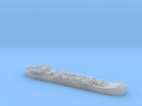 Landing Ship tank MK 2 LST 1/800  7 in Smooth Fine Detail Plastic