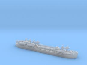 Landing Ship tank MK 2 LST 1/800  3 in Smooth Fine Detail Plastic