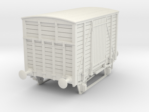 a-55-dwwr-ashbury-13-6-covered-wagon in White Natural Versatile Plastic