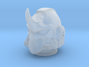 Marine_mkRhino_helmet in Smooth Fine Detail Plastic