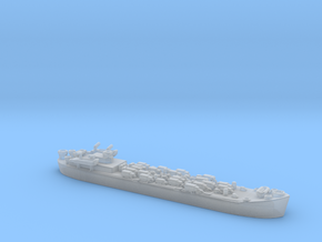 landing ship tank Mk 2 1/1800 1 in Smooth Fine Detail Plastic