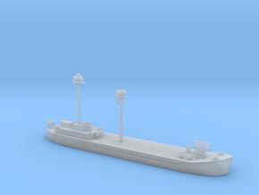 landing ship tank Mk 2 1/1800 fdt 1 in Smooth Fine Detail Plastic