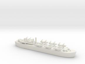 HMS MESSINA LST 3043 1/1800 1 in White Natural Versatile Plastic
