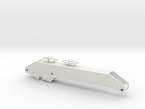 First-Beam-W in White Natural Versatile Plastic