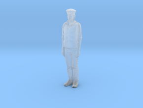 Printle C Homme 493 - 1/50 - wob in Smooth Fine Detail Plastic