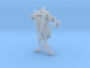 scifi UD4Ldropship rev2 in Smooth Fine Detail Plastic: 1:220 - Z