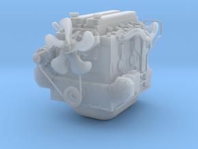 6C DIESEL ENGINE COMPLETE ONE16 CUSTOMS in Smoothest Fine Detail Plastic