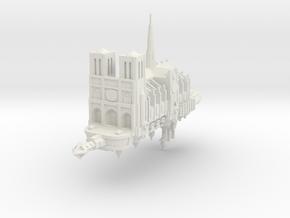 Crucero Santuario del Ministorum A in White Natural Versatile Plastic