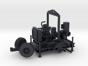 Thompson Dry Prime Diesel Jet Pump HO 1-87 Scale  in Black PA12