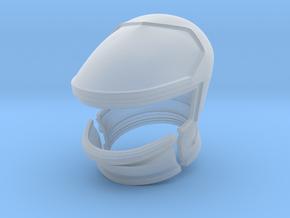 SF Astronaut, HELMET / Cockpit Moebius EVA Pod in Smooth Fine Detail Plastic