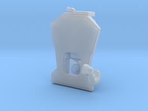 SF Astronaut, BACK-UNIT / Cockpit Moebius EVA Pod in Smooth Fine Detail Plastic