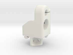 cnc parts 3 in White Natural Versatile Plastic