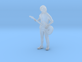 Printle F Jimi Hendrix - 1/87 - wob in Smooth Fine Detail Plastic