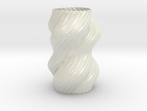 Vase 2105STR in Glossy Full Color Sandstone