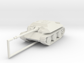 E25 88mm fictional 1:87 in White Natural Versatile Plastic