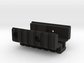 G&G/A&K ZM LR-300 tri-rail in Black Natural Versatile Plastic