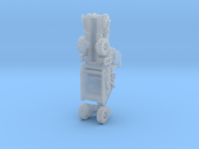 CatRM500b rotary mixer road reclaimer stabilizer r in Smoothest Fine Detail Plastic: 1:400