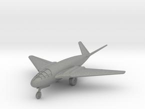 (1:144) Messerschmitt Me P.1107/II (Gear down) in Gray PA12