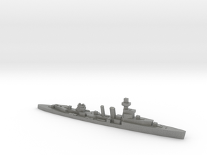 HMS Cardiff 1939 1:1800 WW2 cruiser in Gray PA12