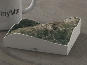 Mt. Marcy, New York, USA, 1:25000 in Full Color Sandstone