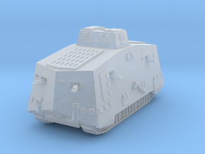 A7V Tank 1/200 in Smooth Fine Detail Plastic