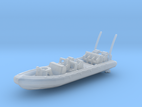 Smallboat in Smooth Fine Detail Plastic