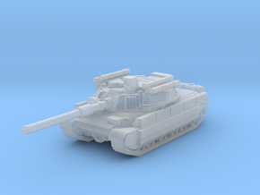 Bastion Battle Tank in Smooth Fine Detail Plastic