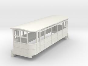 o-97-dublin-blessington-drewry-railcar in White Natural Versatile Plastic
