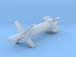 1:48 GBU-24 Paveway III in Smooth Fine Detail Plastic: 1:48 - O