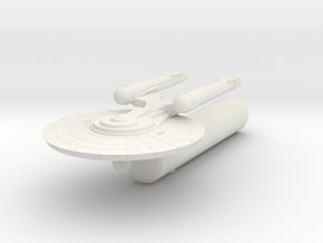 3125 Scale Federation Light Tactical Transport WEM in White Natural Versatile Plastic