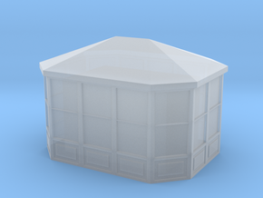 Gazebo 1/220 in Smooth Fine Detail Plastic