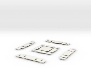 GRAND UNION 1_2  WCROSS in White Natural Versatile Plastic