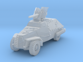 Marmon Herrington mk2 (Pak 36) 1/144 in Smooth Fine Detail Plastic