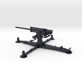 1/87 IJA Type 4 75mm Anti-aircraft Gun in Black PA12