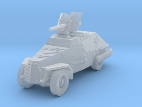 Marmon Herrington mk2 (Pak 36) 1/285 in Smooth Fine Detail Plastic