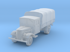 Ford V3000 late (covered) 1/285 in Smooth Fine Detail Plastic