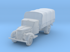 Ford V3000 early (covered) 1/285 in Smooth Fine Detail Plastic