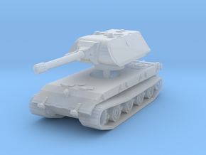 E 100 Maus 150mm 1/285 in Smooth Fine Detail Plastic
