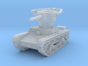 T 26 B Radio Tank 1/285 in Smooth Fine Detail Plastic