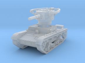 T 26 B Radio Tank 1/285 in Smooth Fine Detail Plastic