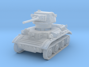 Tetrarch tank scale 1/285 in Smooth Fine Detail Plastic